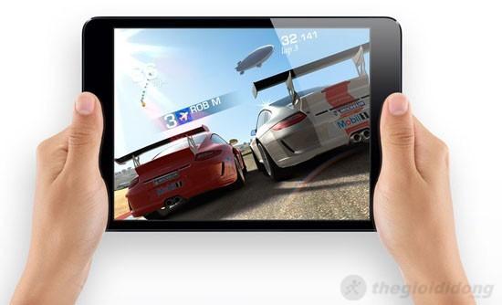 Chơi game mượt mà trên iPad Mini Wifi Cellular 32Gb