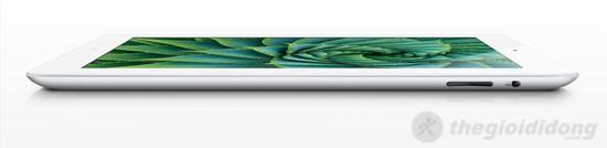 iPad 4 Wifi Cellular 64Gb thiết kế sắc sảo