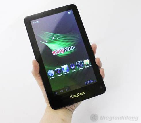 Màn hình 7 inch của KingCom Joypad C75
