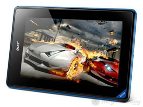 Acer Iconia B1-A71 chơi game 3D đồ hoạ khủng không phải là trở ngại