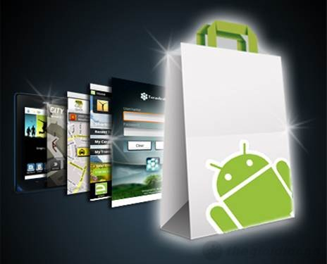 Acer Iconia B1-A71  với Android market với hàng trăm ngàn ứng dụng hấp dẫn
