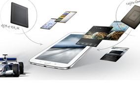 Samsung Galaxy Note 8.0 có bộ vi xử lý mạnh mẽ