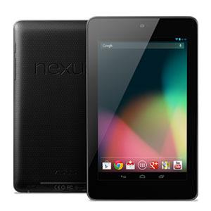 Máy tính bảng Google Nexus 7 WiFi 3G 32Gb (ME370TG)