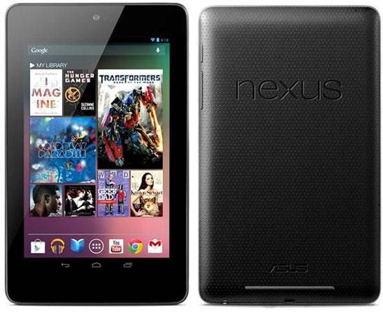 Nexus 7 - Đơn giản mà sang trọng