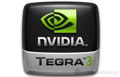 Nexus 7 sử dụng bộ vi xử lý mạnh mẽ Nvidia Tegra 3