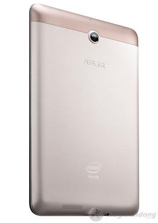 Asus FonePad có vỏ bằng kim loại