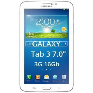"Samsung Galaxy Tab 3 7"" 3G 16Gb (T211)"