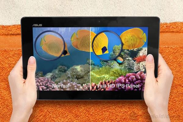 công nghệ màn hình trên Asus Memopad FHD 10