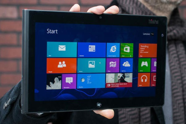 Lenovo ThinkPad Tablet 2, Intel Atom 1.8GHz, Wondows 8 ...