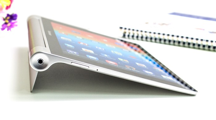 Yoga Tablet 10 Design
