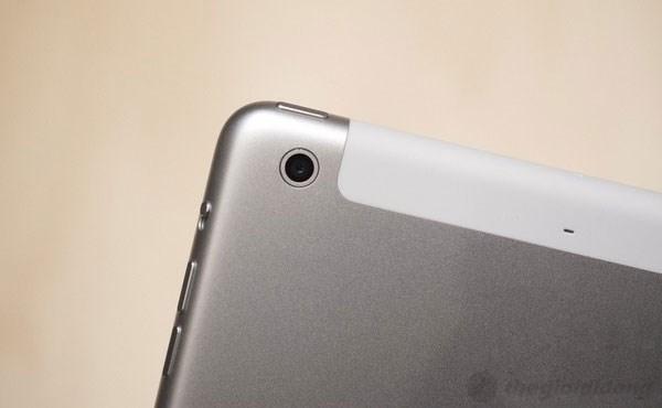 Camera iSight 5 MP chất lượng cao của iPad Mini 2