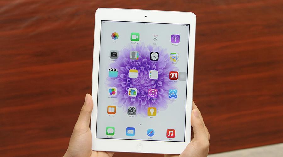 Đặc điểm nổi bật của iPad Air Wifi 16GB