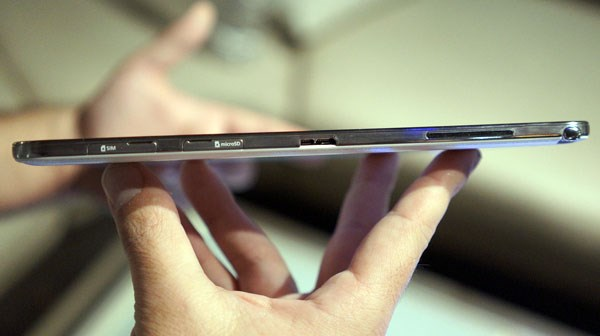 Galaxy Tab Pro 12.2 tại CES 2014