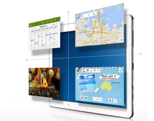 Galaxy Tab Pro 12.2 Multi Windows