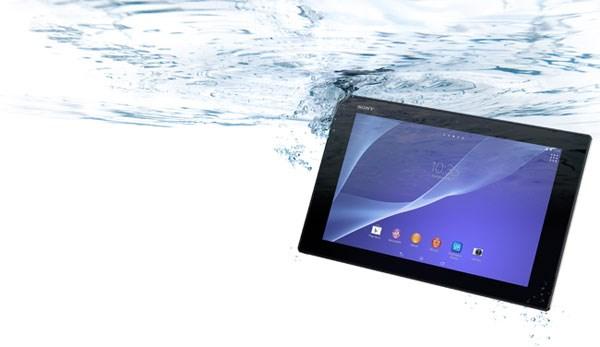 Sony Xperia Tablet Z2 tablet chống nước và bụi