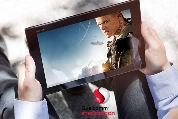 Sony Xperia Tablet Z2 snapdragon 801