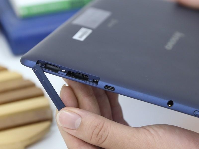 Giao diện hình ảnh của IdeaTab A8 được đánh giá khá đẹp