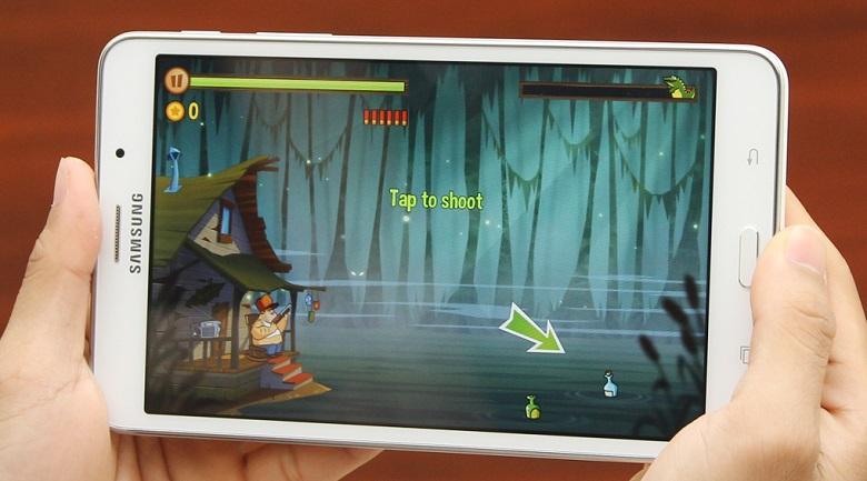 Chơi game, xem video thoải mái với phần cứng hiệu năng cao