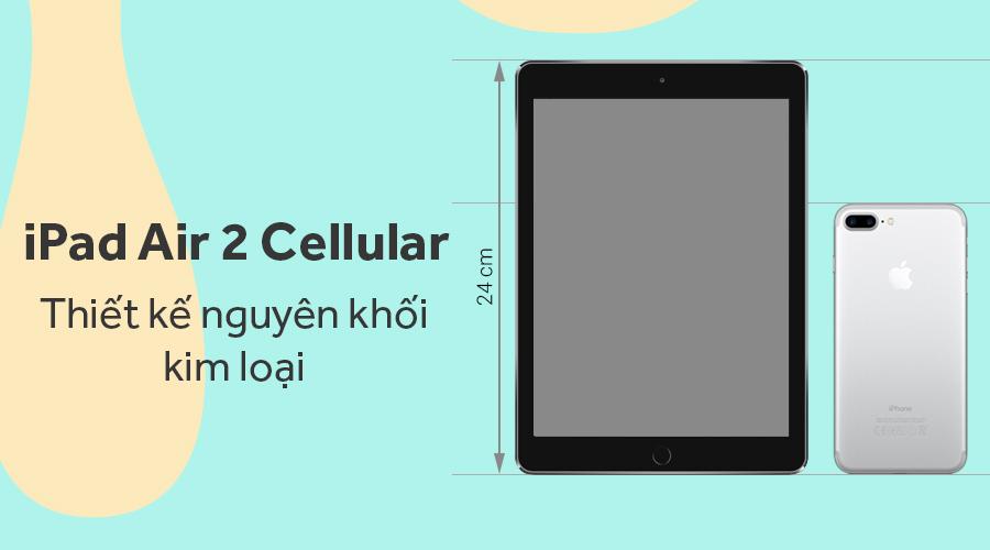 Ipad Air 2 Cellular 32GB