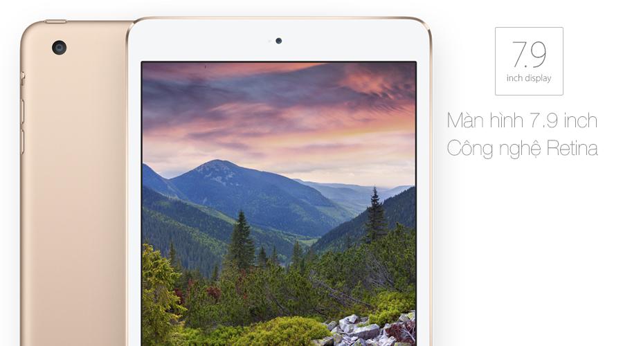 iPad Mini 3 Retina Cellular 128GB