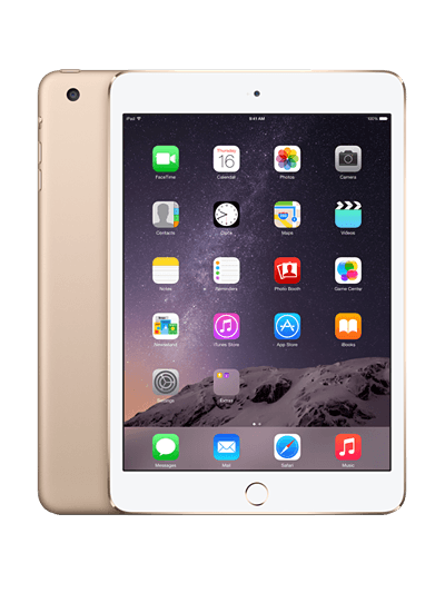 Máy tính bảng iPad Mini 3 Retina Cellular 128GB