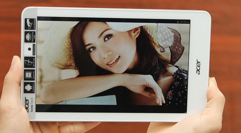 Acer Iconia A1 – máy tính bảng phù hợp với các nhu cầu làm việc, giải trí cơ bản May-tinh-banh-acer-iconia-a1-841-7