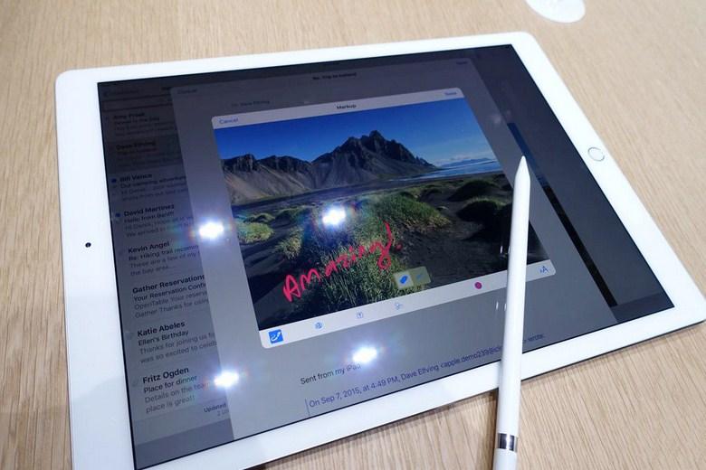 Bút Apple Pencil thú vị nhiều tính năng