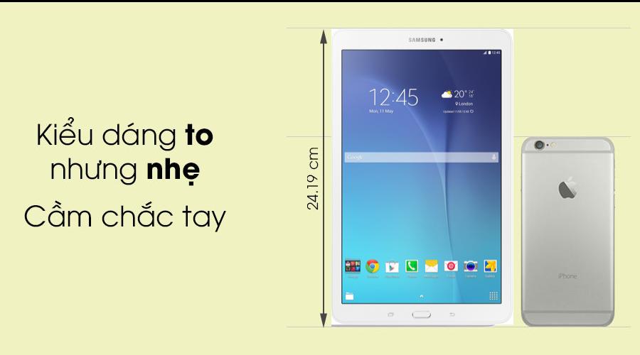 Máy tính bảng Samsung Galaxy Tab E 9 6 (SM-T561)