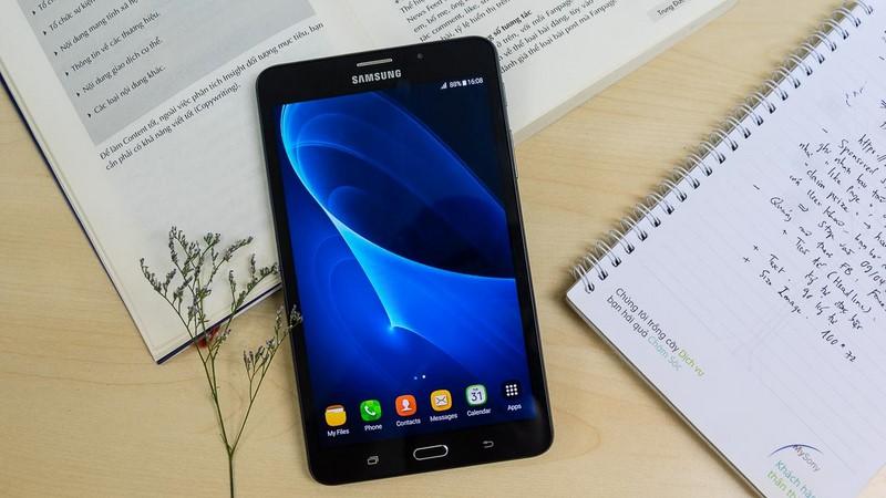 Kết quả hình ảnh cho Samsung Galaxy Tab A6