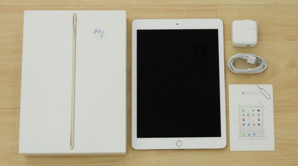Bộ sản phẩm chuẩn của iPad Pro 9.7 inch Wifi Cellular 32GB