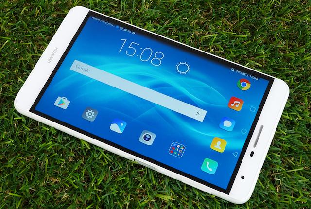 MediaPad T2 7 Pro - Màn hình Full HD là một điểm cộng lớn cho thiết bị