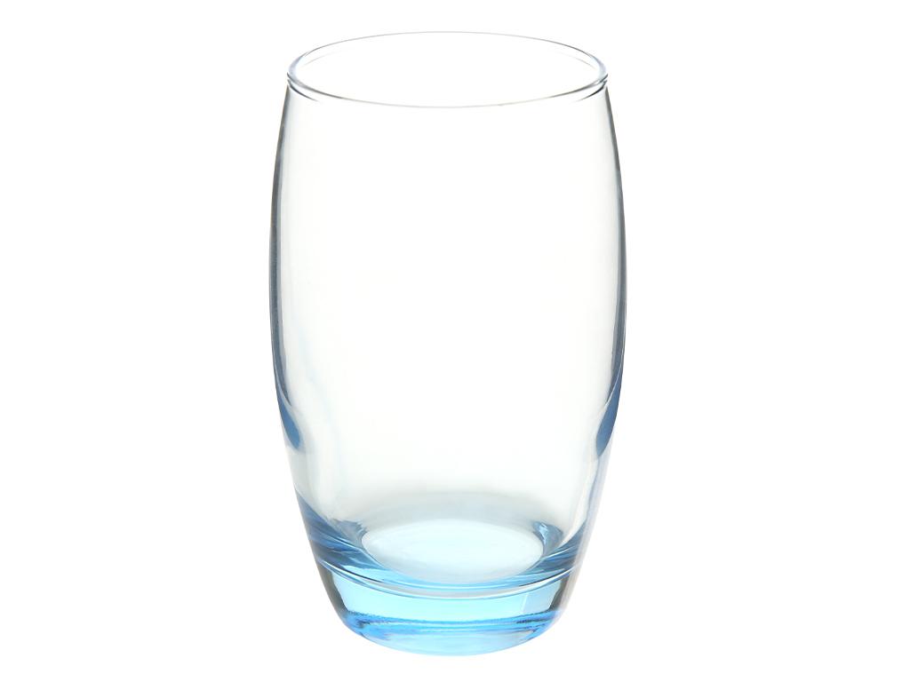 Ly thủy tinh cao Luminarc Salto màu xanh 350 ml 1
