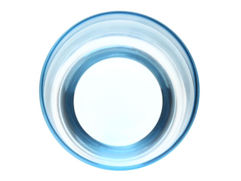 Ly thủy tinh cao Luminarc Salto màu xanh 350 ml 2