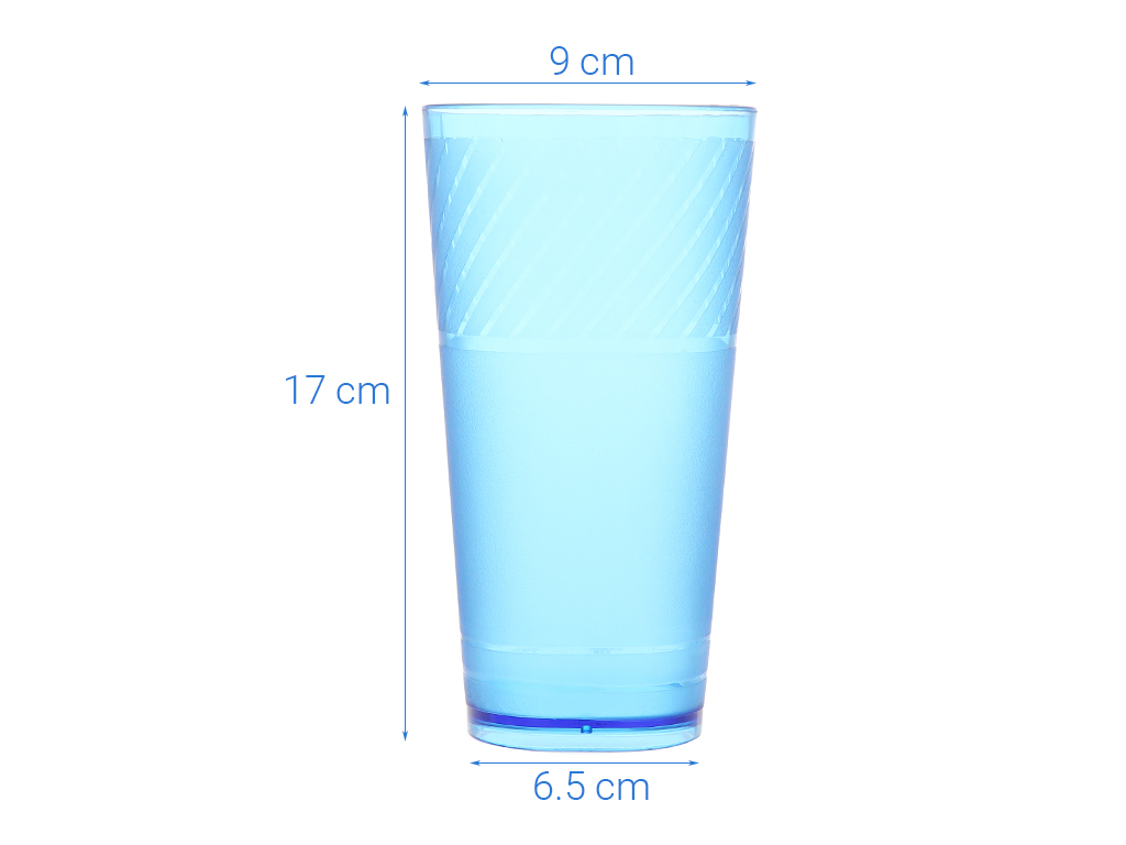 Ly nhựa Hofaco 720ml HPB100 5