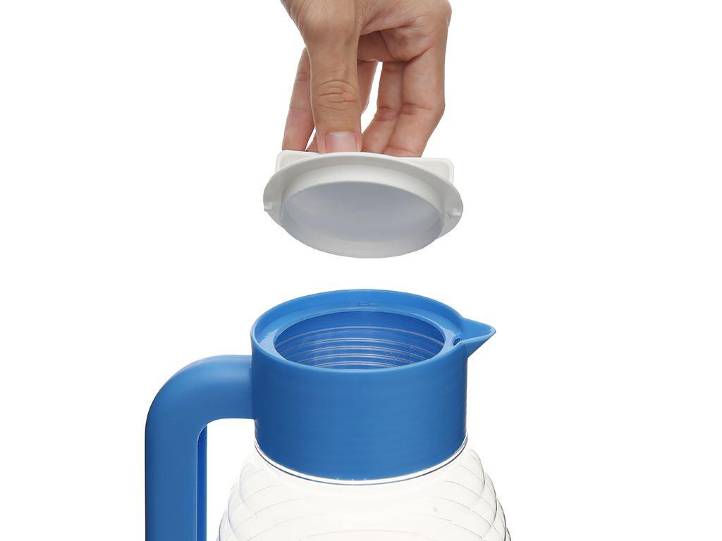 Bộ bình 2.5 lít và 4 ly nhựa Đồng Tâm (giao màu ngẫu nhiên) 3