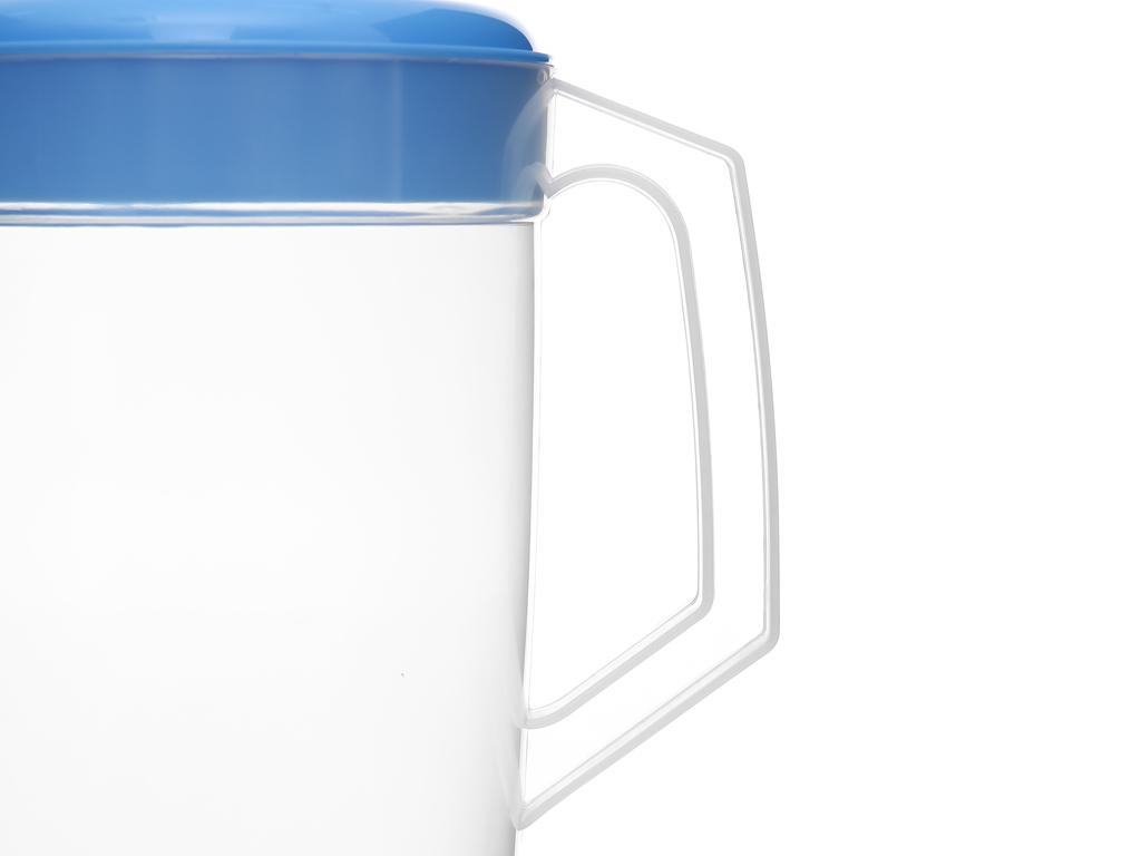 Bộ bình ly nhựa 1.8 lít Đồng Tâm (5 món) (giao màu ngẫu nhiên) 2