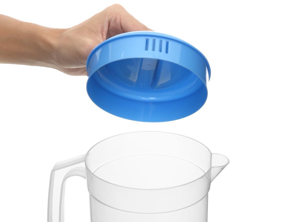 Bộ bình ly nhựa 1.8 lít Đồng Tâm (5 món) (giao màu ngẫu nhiên) 3