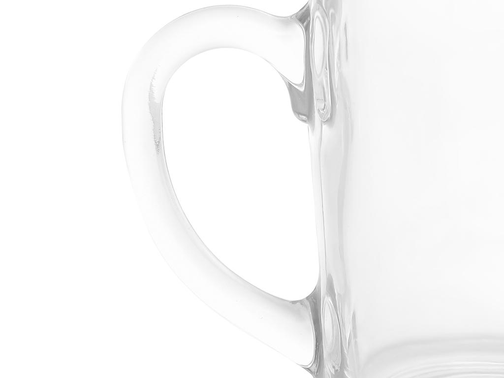 Ly bia thuỷ tinh Deli trơn 380ml 2
