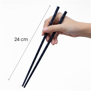 Bộ 5 đôi đũa nhựa polymer Delites CK4503-5