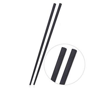 Bộ 5 đôi đũa nhựa polymer hoa văn nổi DMX DP001-5