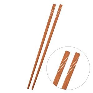 Bộ 10 đôi đũa ổi cẩn đặc biệt Chopi 24.6cm
