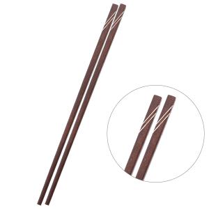 Bộ 10 đôi đũa cẩn Chopi 24.5cm