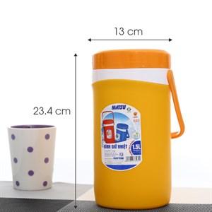 Ca đá nhựa 1.5 lít Duy Tân 1.5 lít