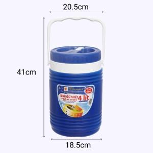 Ca đá nhựa PP 4 lít Đồng Tâm