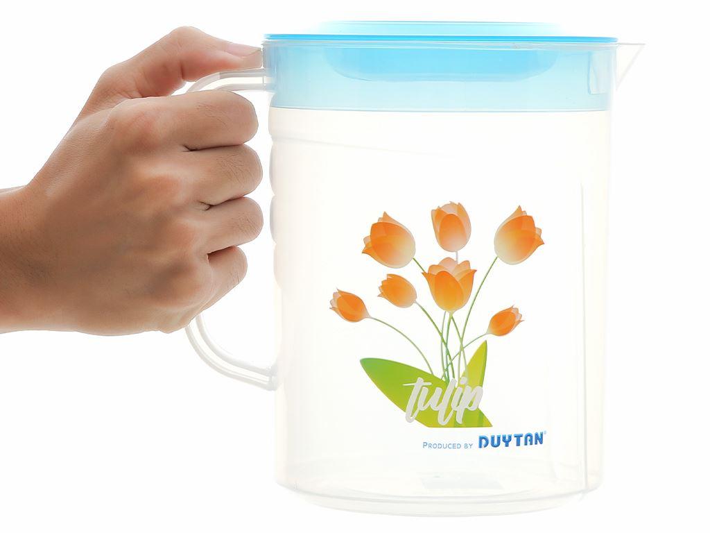 Ca tulip nhựa 2 lít Duy Tân (giao màu ngẫu nhiên) 8