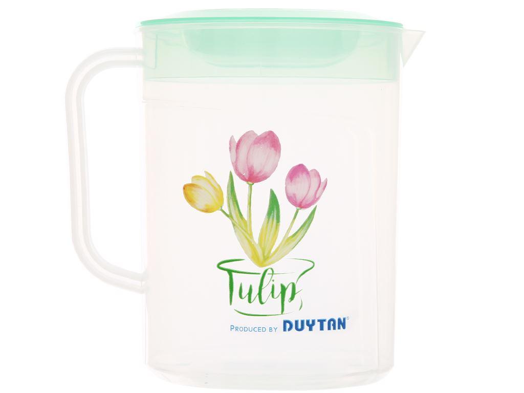 Ca tulip nhựa 1 lít Duy Tân (giao màu ngẫu nhiên) 3