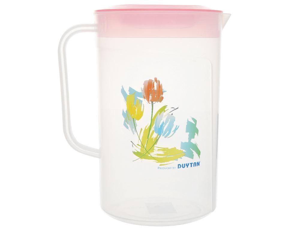 Ca tulip nhựa 2.5 lít Duy Tân (giao màu ngẫu nhiên) 1