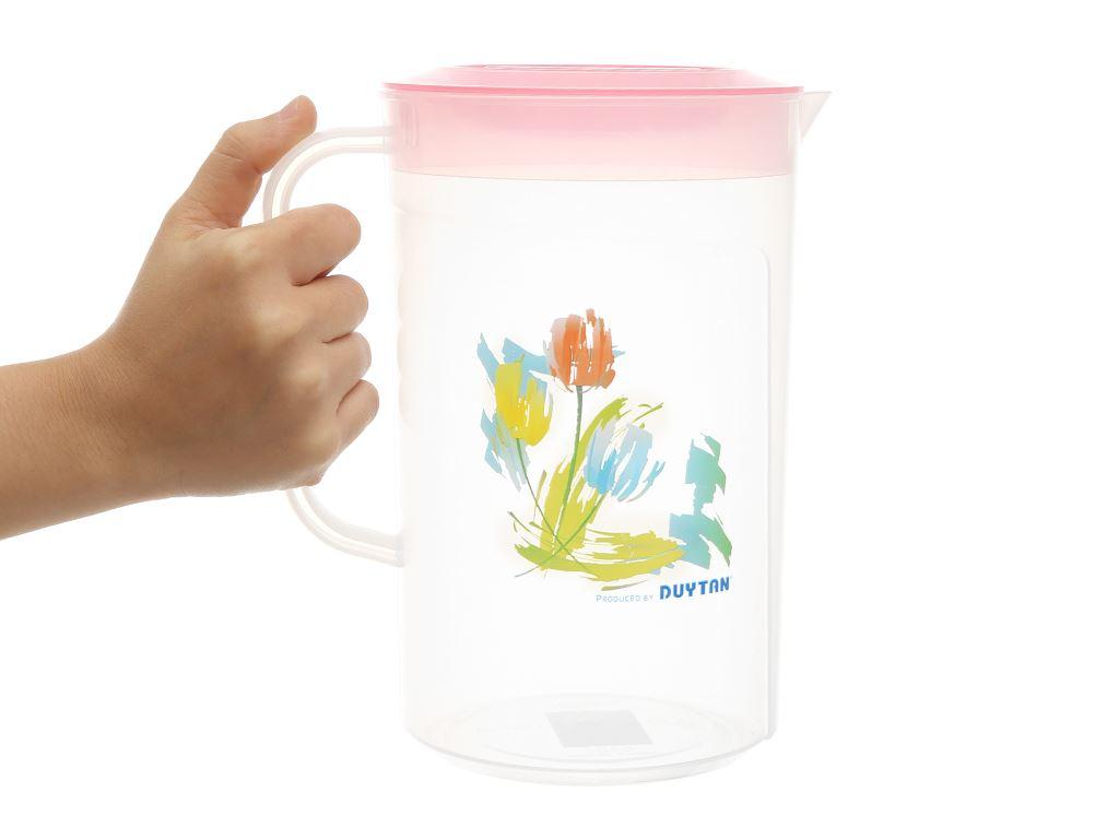 Ca tulip nhựa 2.5 lít Duy Tân (giao màu ngẫu nhiên) 7