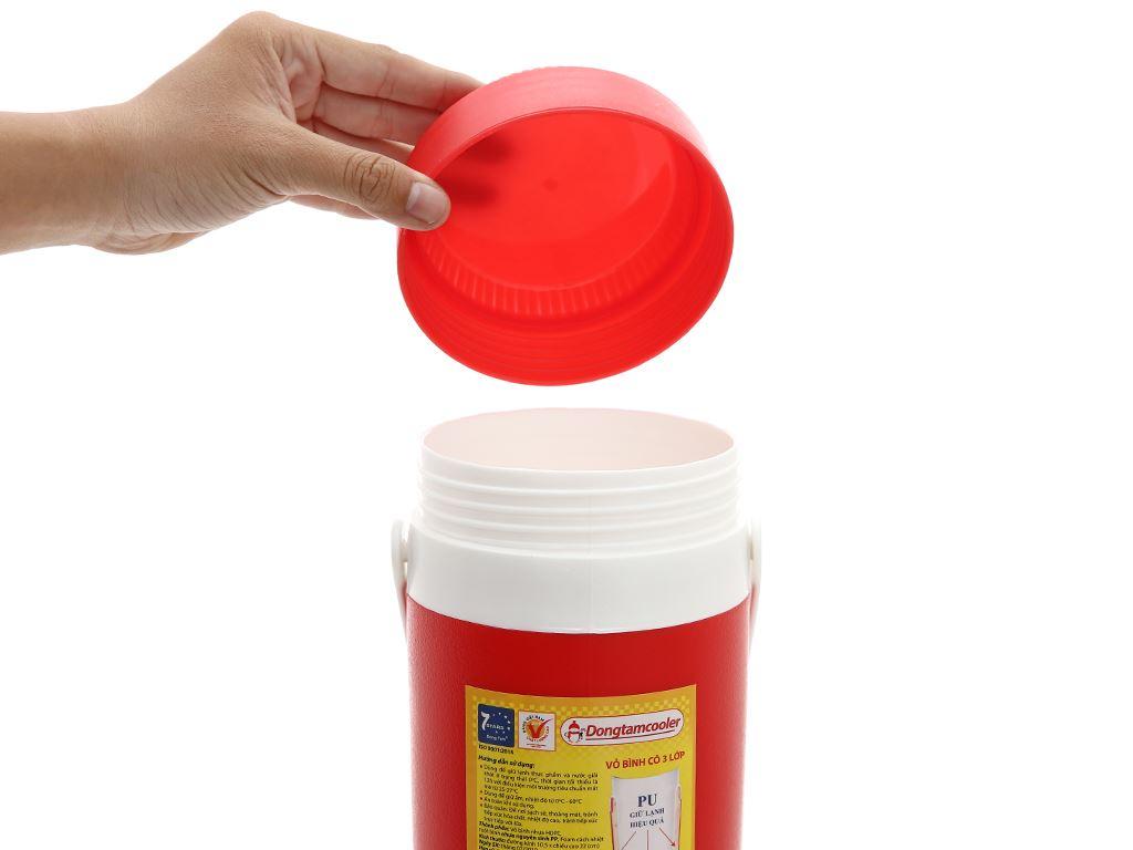 Ca đá nhựa 1 lít Đồng Tâm 2