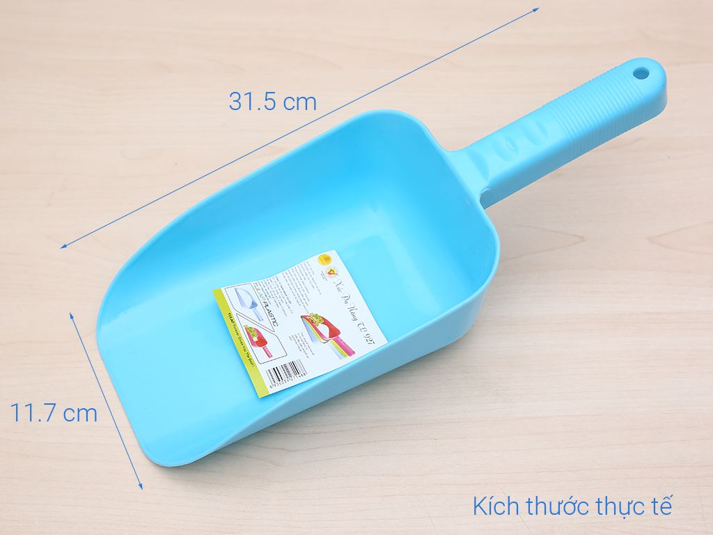 Dụng cụ xúc đá nhựa Tự Lập TL927 (giao màu ngẫu nhiên) 5